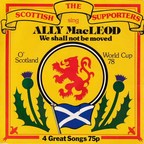 Scottish Supporters single