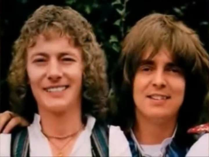 Chris Norman and Pete Spencer
