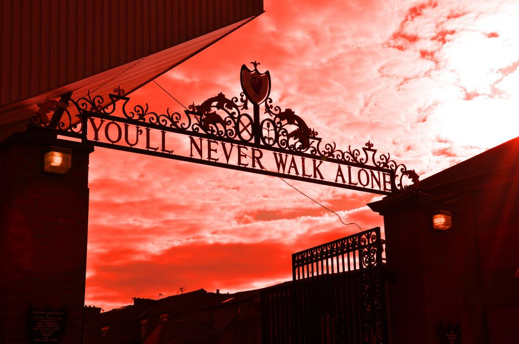 Liverpool FC – Shankly Gates