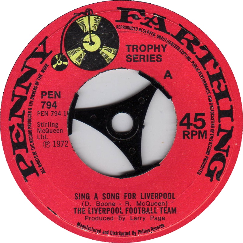 Liverpool FC - Sing A Song For Liverpool