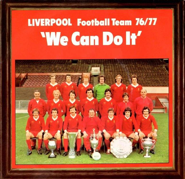 The Liverpool Football Team EP