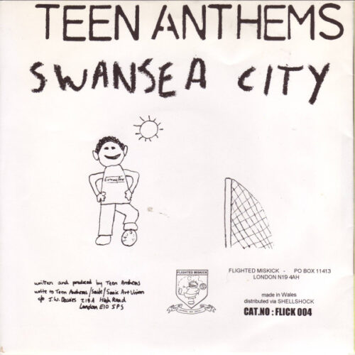 Teen Anthems - Swansea City