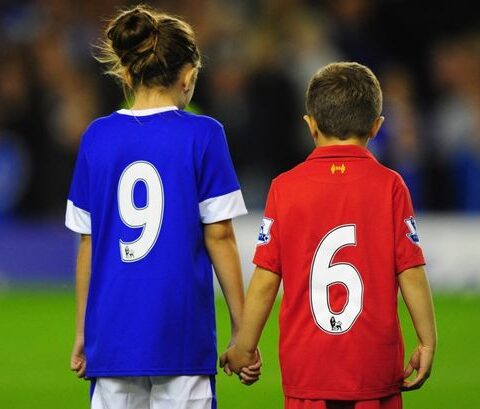 The Liverpool Reds, The Liverpool Blues