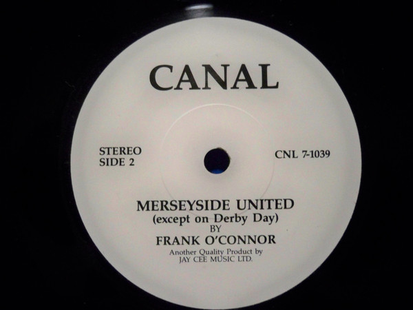 Freddie O'Connor - Merseyside United - Except on Derby Day