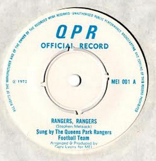 QPR 1972 single