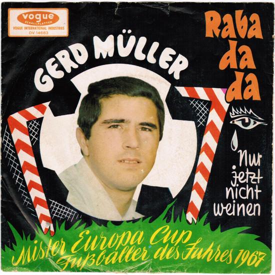 Gerd Muller single from 1967